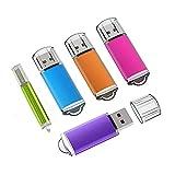 KEXIN USB Stick, 5 Bunt USB-Stick 8GB Stück...