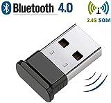 Bluetooth 4.0 USB Dongle, Bluetooth Stick,...