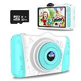 WOWGO KinderKamera, 3,5 Zoll Digital Kamera...