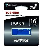 Toshiba TransMemory 16GB USB stick USB 3.0 blau
