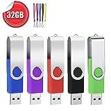 USB Stick 5 stück (5GB, Mix-10)