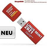 NEU: Linux Mint 2021 USB-Stick Linux...