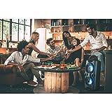 MEDION P67013 Party-Soundsystem (Partylautsprecher...