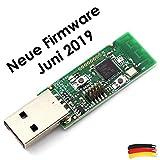 CC2531 ZigBee USB-Stick zigbee2mqtt ioBroker FHEM...
