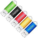 SunData USB Stick 32GB 5 Stück USB 2.0...