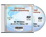 Universal Treiber-Sammlung für Windows 10 - 8 -...