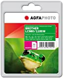 AgfaPhoto APB1100MD nachgefüllt Tintenpatronen...