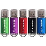 USB Stick 5 Stück 32GB USB 2.0-Flash-Laufwerke...