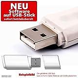 Linux Ubuntu Aktuell ~64bit USB Live Stick *direkt...